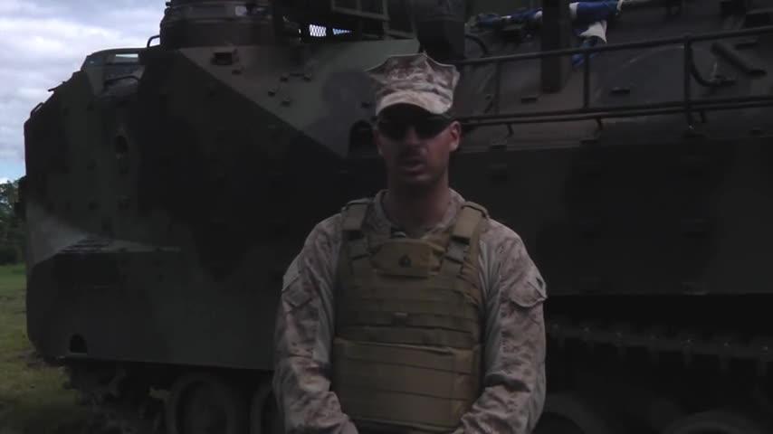 Marines Conduct Amphibious Assault Operations