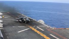 VMA-311 exercises air-to-ground attack capability with AGM-65E \\\'Maverick\\\' Missile