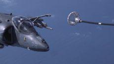 VMGR-252 Aerial Refuel